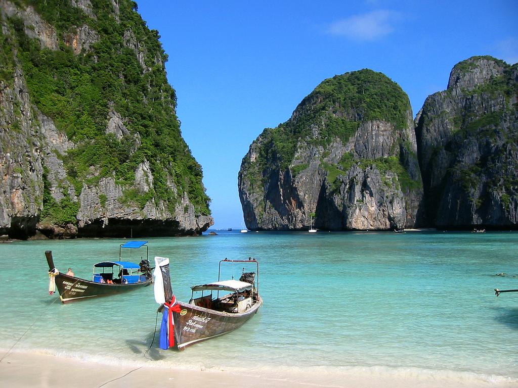 organiser son voyage en thailande