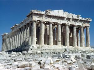 Parthenon-Grece