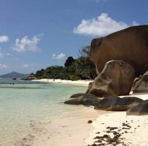 Anse Source D Argent-La Digue-Seychelles